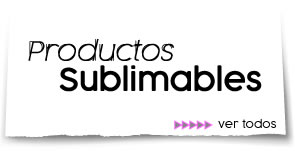Productos sublimables