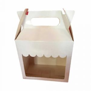 Caja dúo de cartón sublimable
