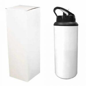 Botella térmica Hoppy de polímero para sublimar